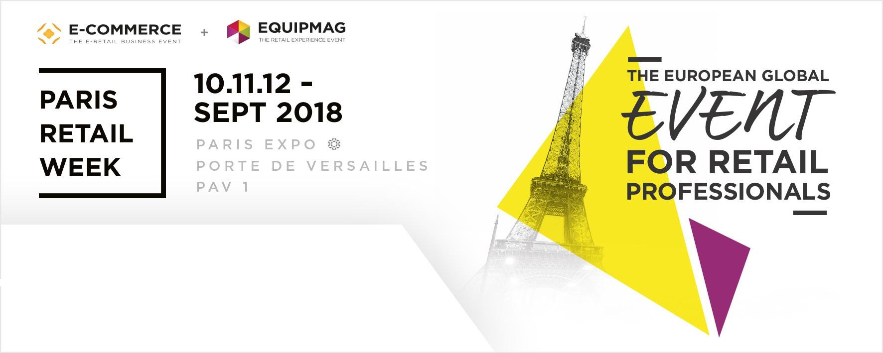 MaPS System at Paris Retail Week 2018