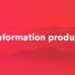 information produit glossaire maps system