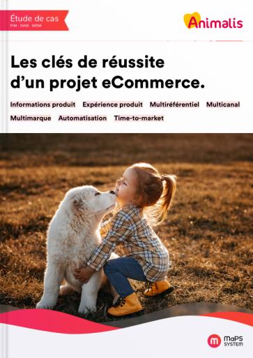 Animalis etude de cas ecommerce PIM experience produit